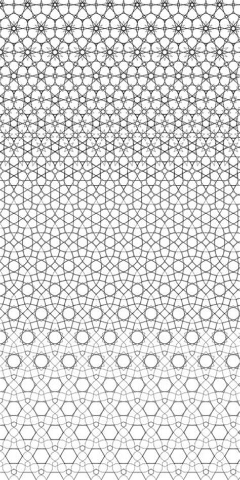 gradient pattern tumblr tessellation gradients sacred geometry pinterest
