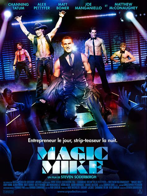 film magic mika magic mike film 2012 allocin 233