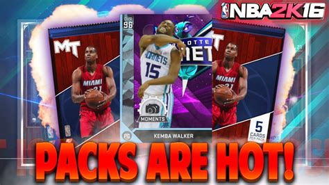 Pack Opening Mba Free by Kemba Walker Nba 2k16 Pack Opening Packs Are