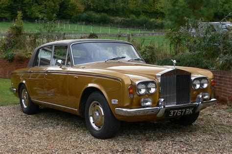 rolls royce silver shadow value vintage classic car auctions
