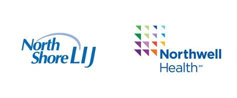 Northwell Health Detox Island noted new name logo and identity for northwell health