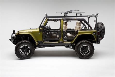 Jeep Jk Roof Rack Armor Jk 6124 Roof Rack 07 12 Wrangler Ebay