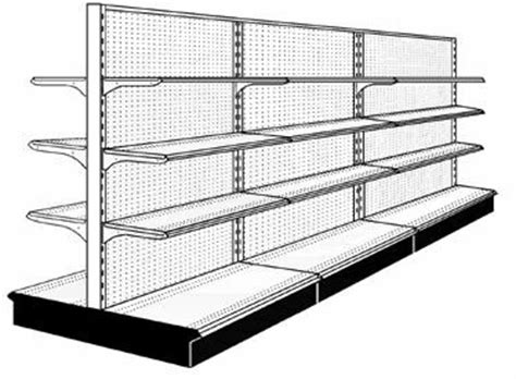 Store Shelves And Racks Grocery Store Shelving Used New Retail Gondola Display
