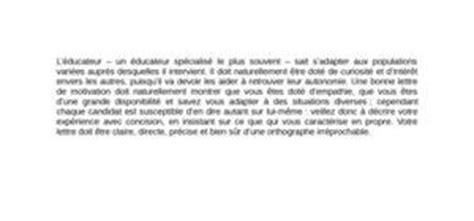 Cabinet De Kinésithérapeute by Lettre De Motivation Emploi Saisonnier Zara