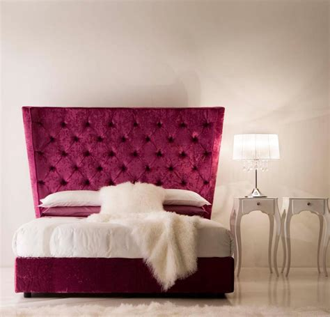 red fabric headboard 20 best bedroom headboard inspiration
