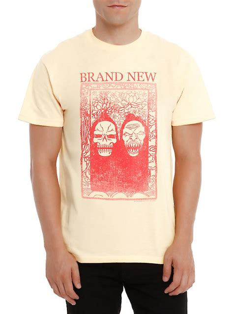 Tshirt Tdh Brand New Brand New Demons T Shirt Topic