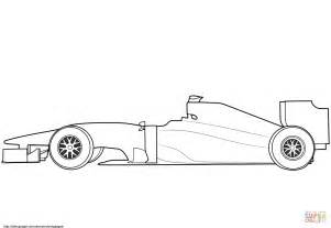blank coloring pages cars blank formula 1 race car coloring page free printable