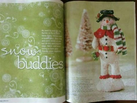 Better Homes And Gardens Holiday Crafts Magazine - 17 best images about victorian whimsies created by moi on pinterest nancy dell olio its cold