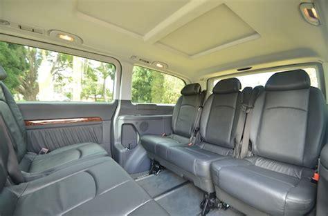 7 seat luxury in brisbane gold coast coast