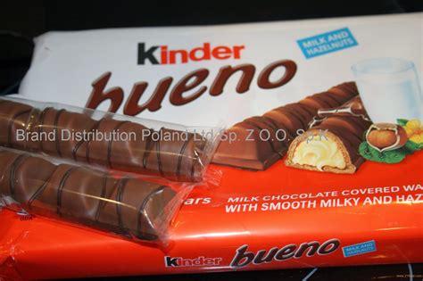 Kinder Bueno T 2 T 2 8000500066027 ferrero kinder bueno hazelnut milk chocolate bars t2x30