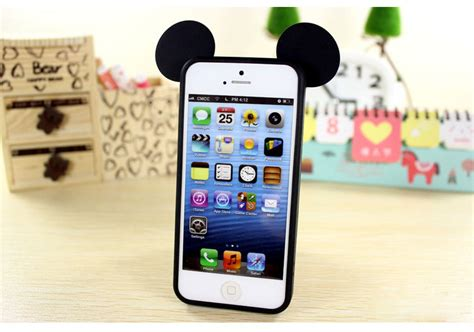Disney Iphone 55s Casing disney mickey silicone cover for iphone 6