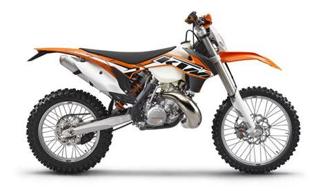 Ktm 2 Stroke Models 2014 Ktm Two Stroke Road And Motocrossers Look