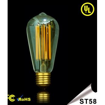 Taff Led Par Light 8w Color Temp 6000k 600 Lumens Jn Pl 8w Par20 Cw led vintage light bulb st18 shape