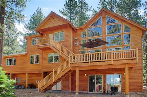 Rent Cabins In Lake Tahoe by South Lake Tahoe Vacation Rentals South Lake Tahoe Cabins