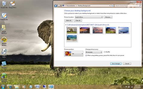 windows 7 desktop themes united kingdom image gallery top windows 7 tips and tweaks computerworld