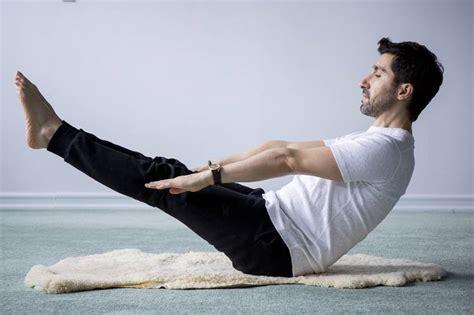 boat pose kundalini yoga yoga and strength training bring creativity to the table wsj
