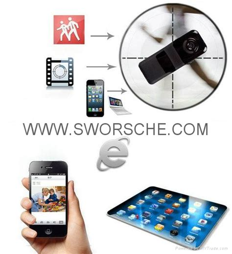 Wifi Cctv For Ios Android Pc mini wifi ip wireless cctv surveillance for iphone for android tablet pc sws md99s