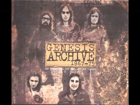 genesis archive genesis the lamia 1998 the archives vol 1 1967 1975