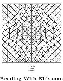 printable color by number difficult color by number printables az coloring pages