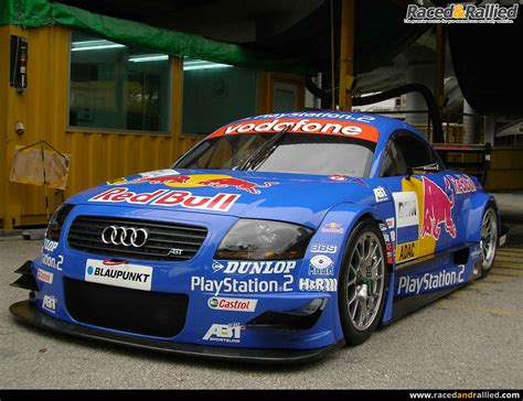 cars u0026 racing cars audi dtm tt r race cars for sale at raced rallied