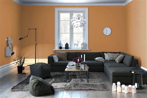 pareti colorate per soggiorni i migliori arancioni per le pareti tuo soggiorno