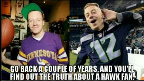 Seahawks Suck Meme - what s that you weren t always a seahawk fan shocking