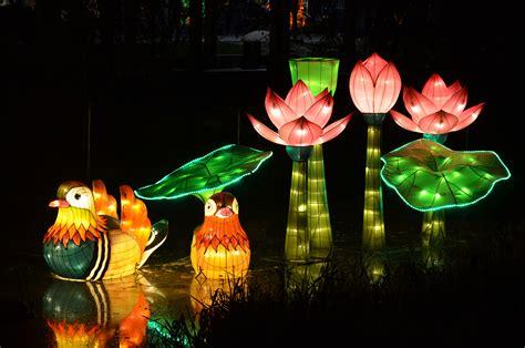 botanical garden lantern festival lantern festival 2017 daniel stowe botanical garden