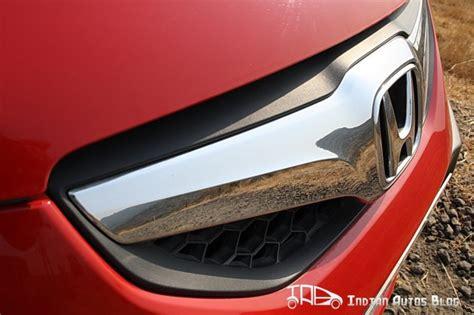 Grill Honda Brio honda brio review part 1 design