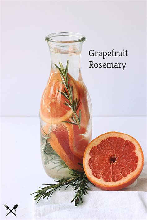 Grapefruit And Orange Detox Water by Infused Waters To Keep You Hydrated This Summer Tasty