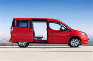 Ford Transit Wagon 2014 Ford Transit Connect Titanium Wagon Lwb Test