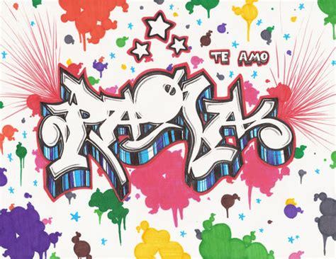 imagenes k digan te amo paola paola te amo world graffiti fotolog