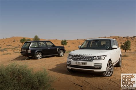 land rover dubai 10 things you didn t know about range rover