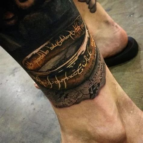 lotr tattoo 18 best ideas inspirations images on