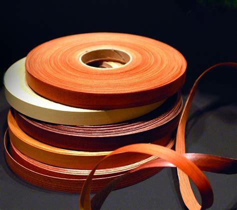Veneer Edge banding for Custom Cabinetry Applications