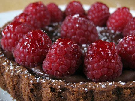 chocolate raspberry tart raspberry chocolate tart recipe