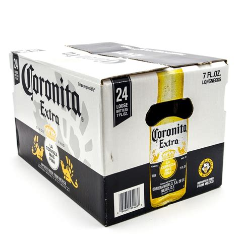 How Much Does A 24 Pack Of Bud Light Cost by Corona Coronita Imported 7oz Bottle 24