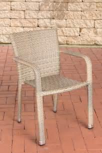 polyrattan stuhl polyrattan stuhl leonie stapelstuhl gartenstuhl rattan