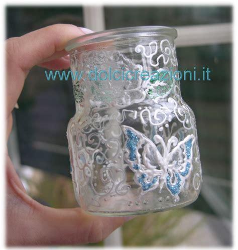 tutorial decoupage barattoli vetro decoupage home decor vasetti di vetro decorati a mano