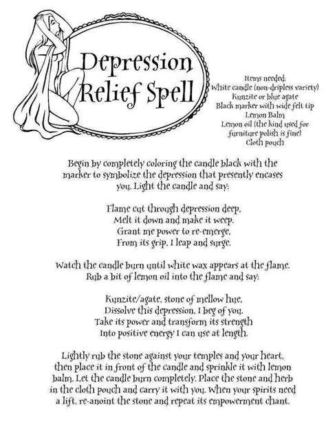 Pin by Marvin on I put a spell on you | Healing spells