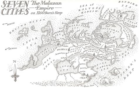 malazan map image map seven cities detail jpg malazan wiki