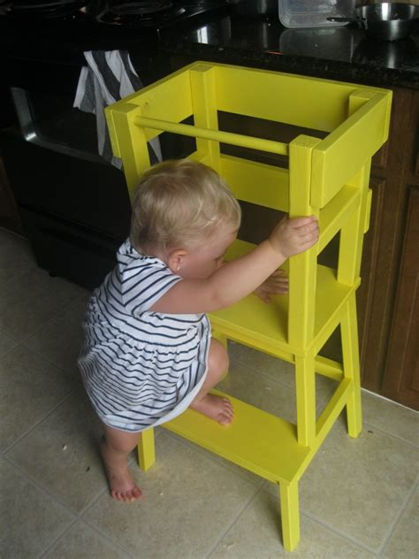 ikea hack learning tower j n taylor and co learning tower with bekv 196 m stool by