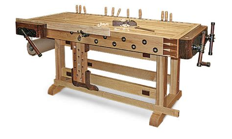 fine woodworking bench customized essential workbench finewoodworking
