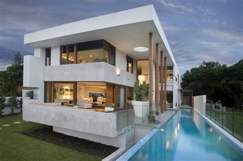 da house architecture modern facade contemporary world of architecture modern house at amalfi drive by bgd