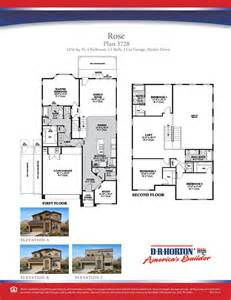 Floor Plans For Dr Horton Homes Dr Horton Rose Floor Plan