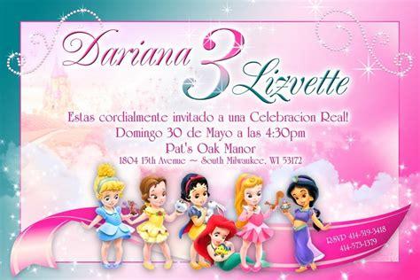 free disney birthday invitation maker disney princess invitation templates invitation template
