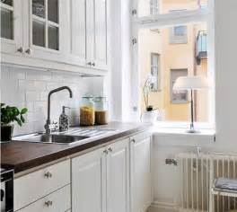 Small Kitchen With White Cabinets 3238863776 1bc0d6b956 Jpg