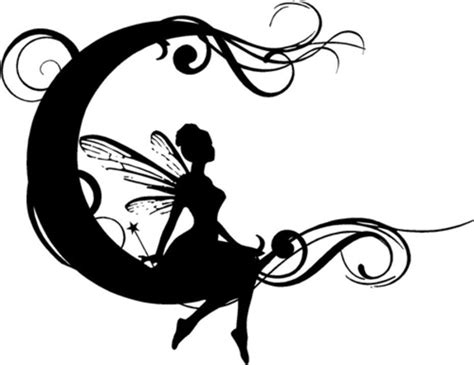 moon fairy clipart pivot media