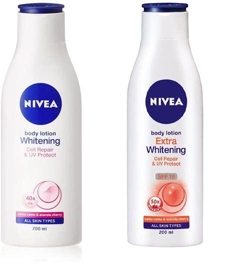 We Test The New Nivea Creme nivea whitening lotion www pixshark images