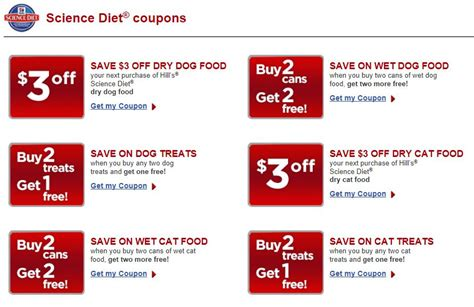 science diet dog food coupons printable 2015 new science diet cat food and dog food printables