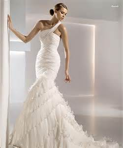one shoulder wedding dresses bridal dresses uk add your charm with one shoulder wedding dresses